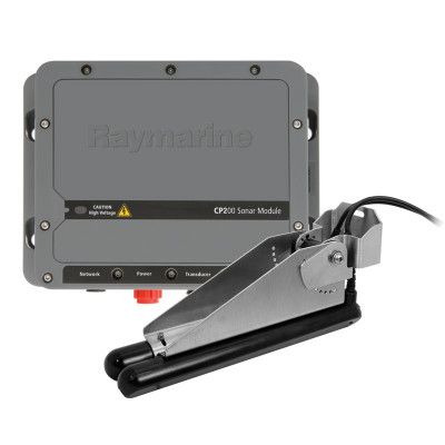 Raymarine cp200 sidevision