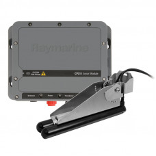 Raymarine CP200 CHIRP SideVision Fishfinder and Transom Mount CPT-200 Depth & Temp CHIRP Transducer Pack
