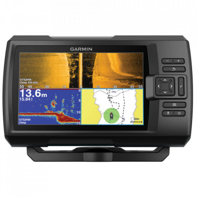 Картплоттер Garmin Striker 7 sv vivid