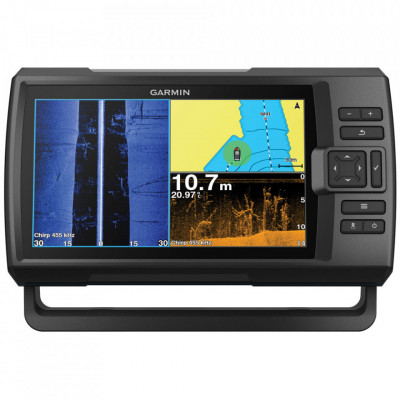 Картплоттер Garmin Striker 9 sv vivid