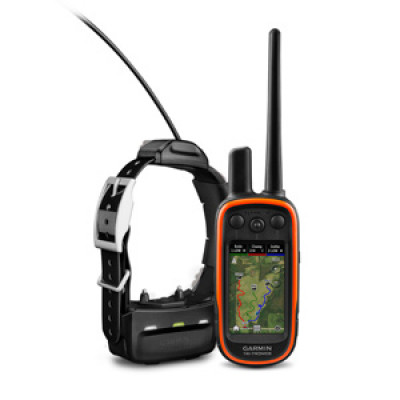 GPS-навигатор для собак Garmin Alpha 100 + ошейник TT15